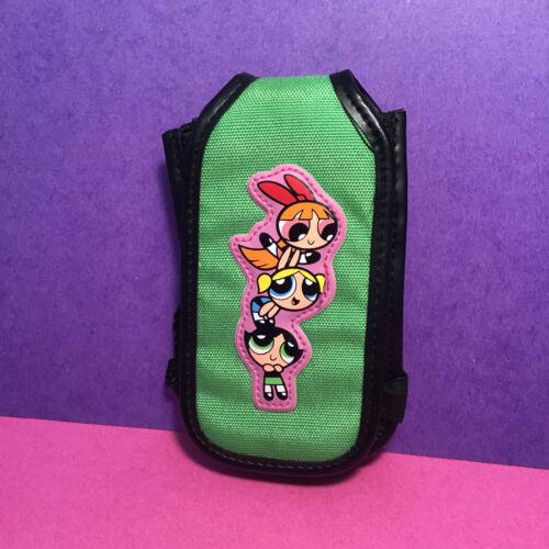 Powerpuff Girls Cartoon Network Green Small Wallet 6in x 3in x 1in 2000
