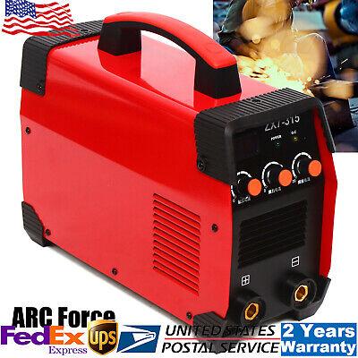 315 Amp Mma Stick Welding Machine 20-250a Portable Inverter Welder Zx7-315 Top