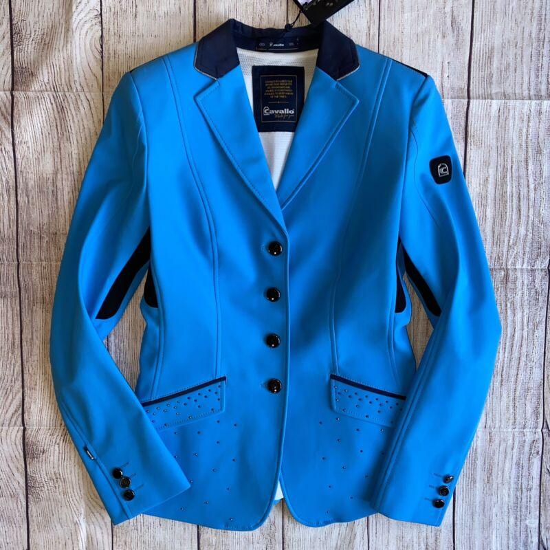 cavallo horse show jacket coat new nwt 6