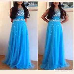 !! BLUE BALL DRESS !! Bertram Kwinana Area Preview