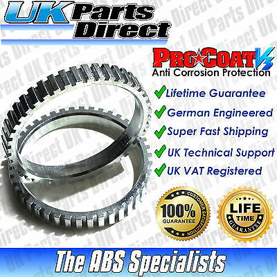 Toothed Style ABS Ring with Lifetime Guarantee