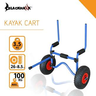 Aluminium Collapsible Kayak Canoe Trolley