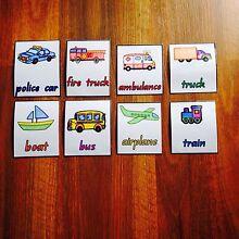 Handmade Flashcards Park Ridge Logan Area Preview