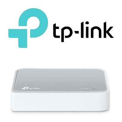TP-LINK 5 Port Fast Ethernet 10/100Mbps Network Switch Deskt