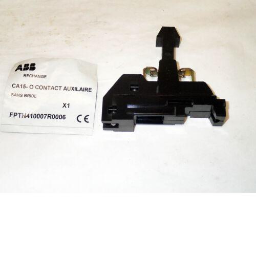 Abb Fptn410007r0006   Iec  Contactor, Brand New/nos