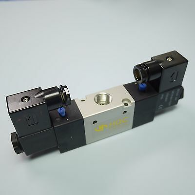 38 Pneumatic 32 Way Electric Control Solenoid Valve Double Coil 3v320-10 12v