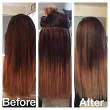 Mobile hair extensions  Fairfield Fairfield Area Preview
