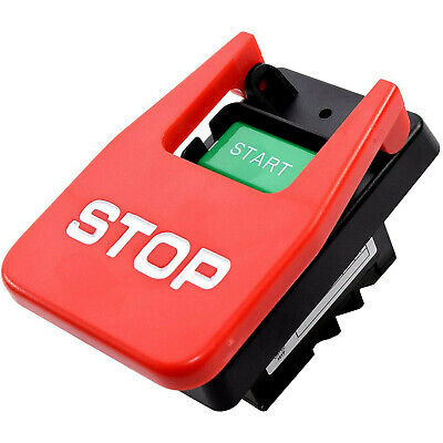 110v Startstop Paddle Switch Fits Table Saw Router Table Drill Press Bench Saw