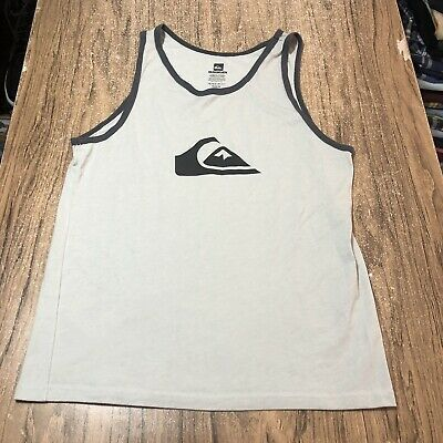 Quiksilver Mens Surf Tank Top Shirt Size M #16913