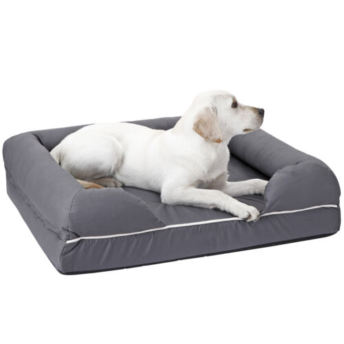 36″ Large Pet Couch Sofa Bed Soft Memory Foam Dog Comfort Washable Durable Beds