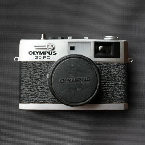 TESTED - Olympus 35 RC Vintage 35mm Rangefinder Film Camera