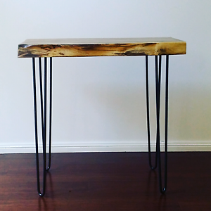 Live edge Lamp Table Moore Park Inner Sydney Preview