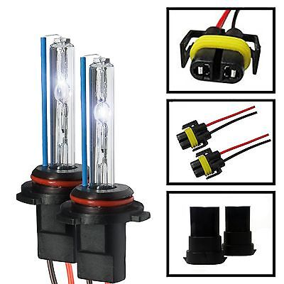 (Two HID Kit 's Xenon Light Replacement Bulb H4 H7 H11 9006 H1 H3 880 5202 9145)