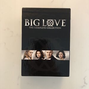 [DVD] - HBO's Big Love Complete Series