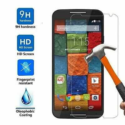 Tempered Glass Screen Protector Motorola Moto X2 (X 2nd Gen 2014) XT1093 XT1095 Cell Phone Accessories
