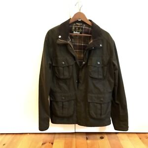 Authentic Barbour Waxed jacket (small)