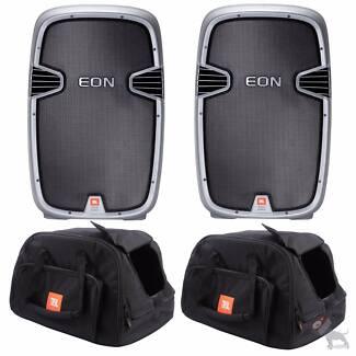 Speaker package hire - (JBL EON 315 ) ~~~~~~ $60 ONLY~~~~~~~