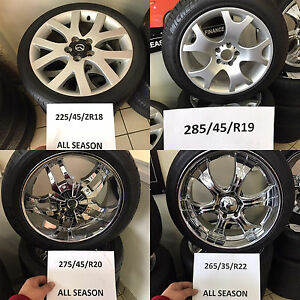 4 sets of rims for sale
