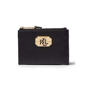 Black Ralph Lauren coin purse