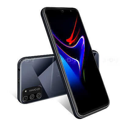 Android Phone - Cheap Android 9.0 Smartphone Unlocked Mobile Smart Phone Dual SIM Quad Core New