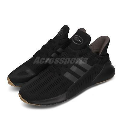 adidas Climacool 02/17 Triple Black Breathe Mens Running Shoes Sneakers CQ3053