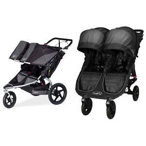 ISO: Double Stroller