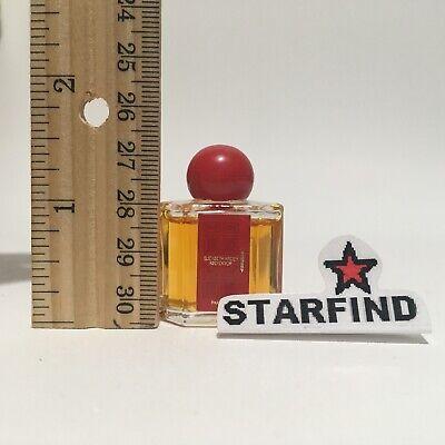 Red Door Elizabeth Arden Parfum USED? 0.17 oz 5mL Miniature RARE Vintage SEE