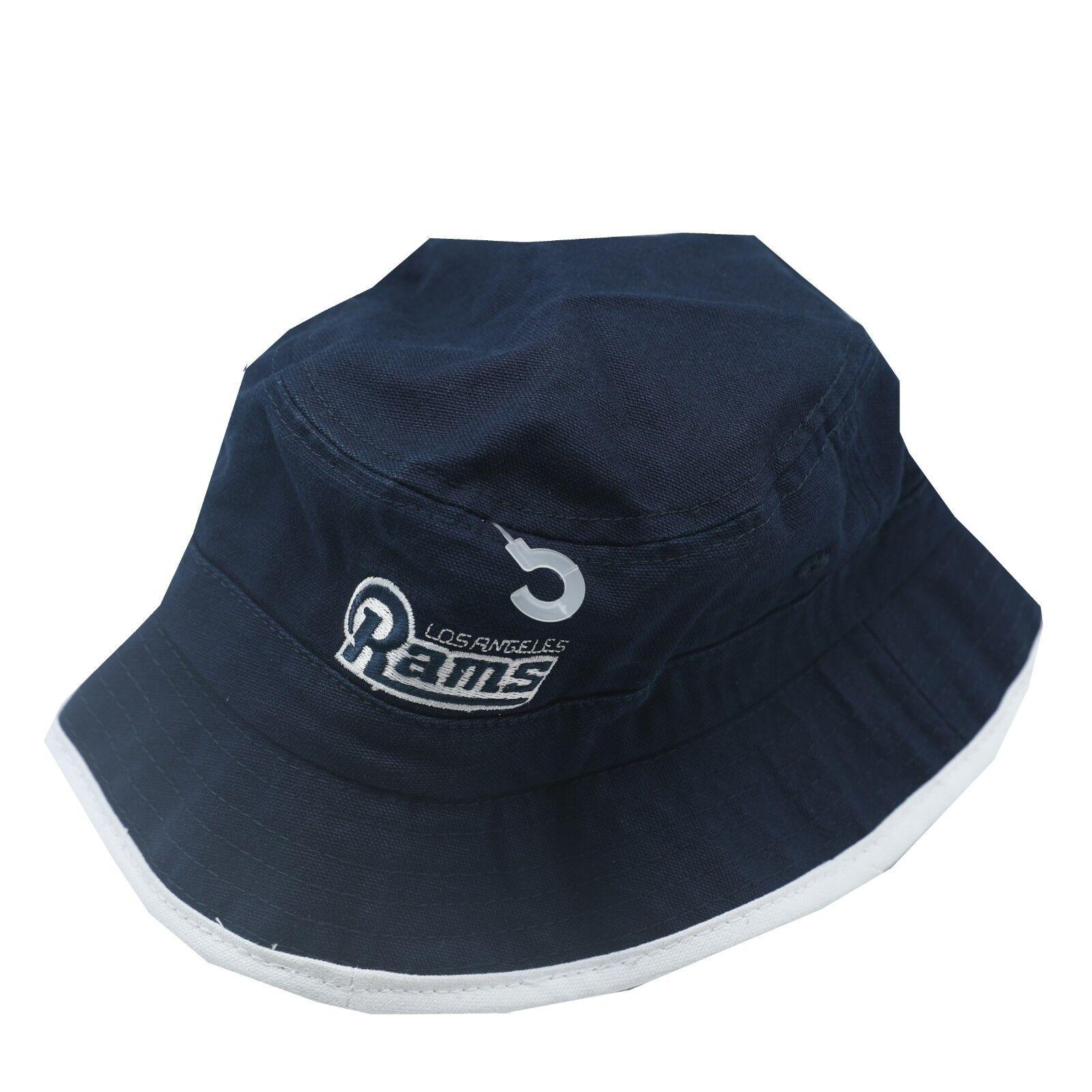 5a04de602 Los Angeles Rams NFL Kids Youth Boys (4-7) OSFM Fisherman s Hat Cap ...