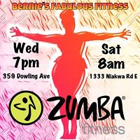First class is free! Zumba for every BODY