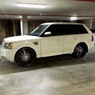 Range Rover Sport HSE MY07 Burleigh Heads Gold Coast South Preview