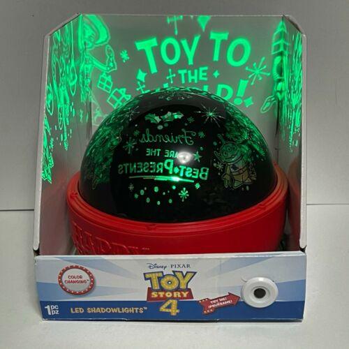 Disney Toy Story 4 LED Shadow Light Pixar Room Projector Night Light Christmas