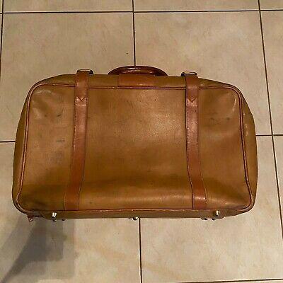 AUTHENTIC gucci luggage vintage SUITECASE