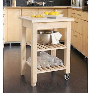 Ikea servierwagen ebay for Küchenwagen antik