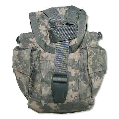US Military ACU 1 QT Canteen Pouch MOLLE 1 Quart GP Pouch *Canteen included