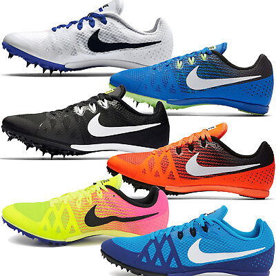 Mens Field Spikes - New Nike Zoom Rival M 8 Mens Multi-Use Track & Field Spikes Mid Distance Shoes