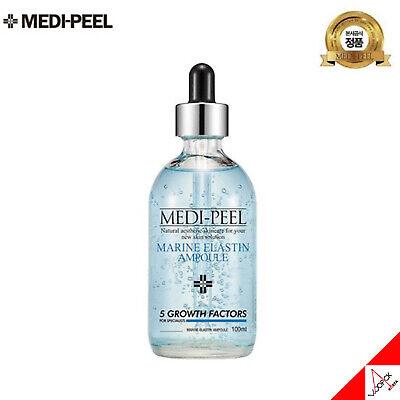 Medi-Peel Marine Elastin 5-Growth Factors Ampoule 100ml / K-Beauty Cosmetics