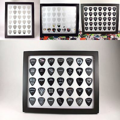 "PLECTRUM SPECTRUM™ 8"" x 10"" Guitar Pick Display  - FRAME INCLUDED!"