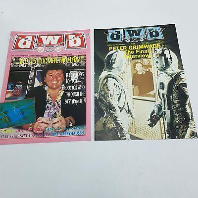 lletin Fanzine Zeitschrift Ausgabe 72 & 79 - Lesend Kopien (Who-bulletin)