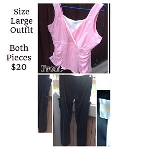 Ladies size large outfits
