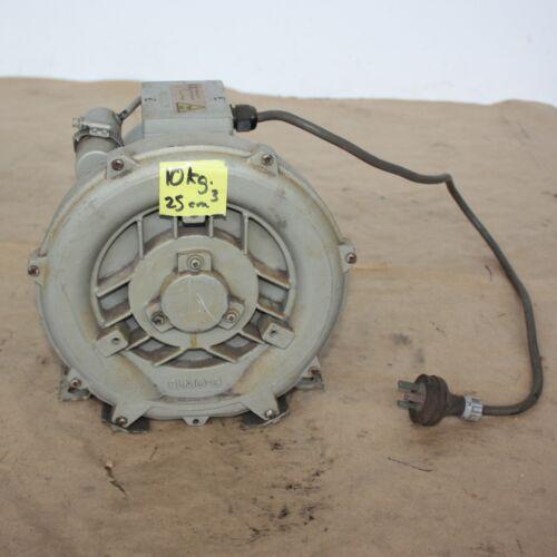 SIEMENS Blower Vacuum 240V 0.37kW 1/2HP D-97615 Bad Neustadt