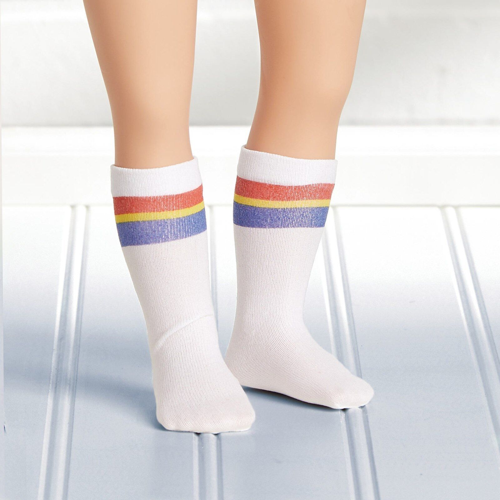 Toys R Us Journey Girls Legwear Set - Fox Socks 18 Journey Girl Dolls - $24.99