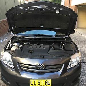 Toyota Corolla.accent.2010.munul.sedan.6month rego.good condition Old Guildford Fairfield Area Preview