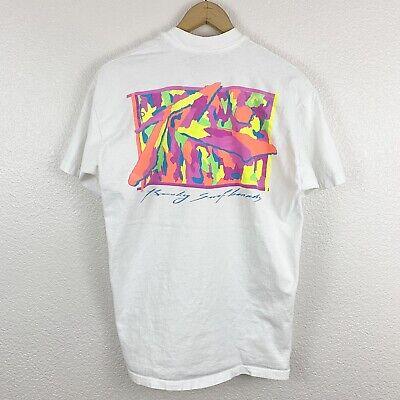 80s Tops, Shirts, T-shirts, Blouse   90s T-shirts Vintage 1980's RUSTY Surf Surfer Neon Single Stitch T-Shirt Size XL Skate Tee $19.99 AT vintagedancer.com