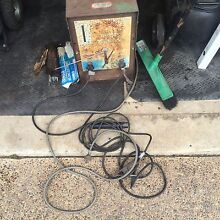 Cig trans arc 160amp stick welder with rods Ormiston Redland Area Preview
