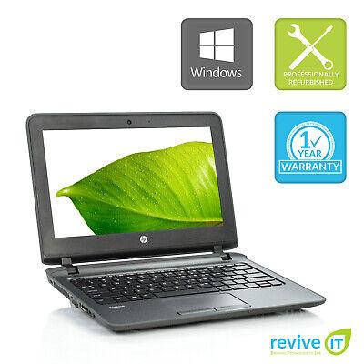 HP ProBook 11 G1 School Work Laptop Dual-Core 4GB 128GB SSD Win 10 Pro B v.WAA segunda mano  Embacar hacia Mexico