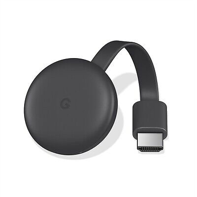 Google Chromecast Streaming Media Player (3nd Gen) ✔ OPEN BOX