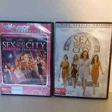 Sex and the City movies 1 and 2 Woodbridge Swan Area Preview