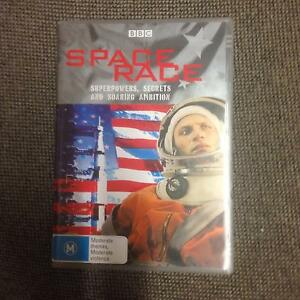 BBC- Space Race dvd Shortland Newcastle Area Preview