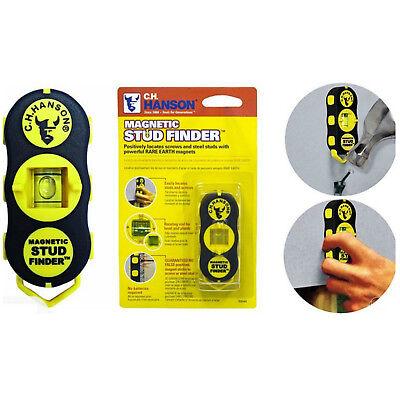 Magnetic Stud Finder Simple Useful Tool Detector In Wall Metal Screw Nail Finder
