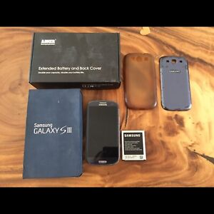 Samsung Galaxy S3 and extended battery pack
